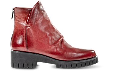 2ADD208, LEATHER | RED
