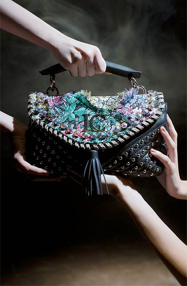 CLUTCH MULTI-BLACK