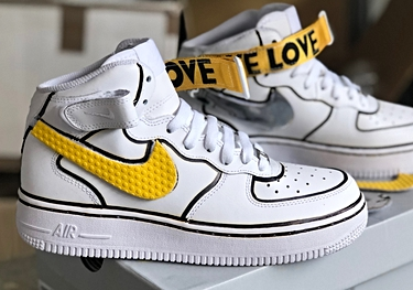 Nike force one
