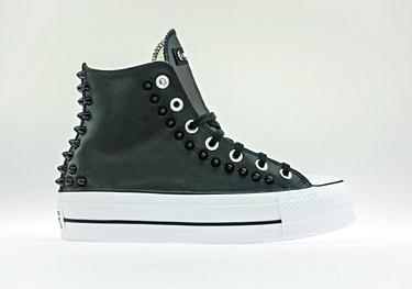 Nyc leather-black ceramic-black