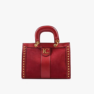 102P-GA-701-SUE | DARK-RED