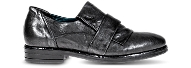 2DEAN103, LEATHER | GUNMETAL