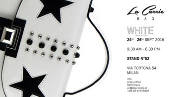 La Carrie Spring Summer 2017 @ White Milano