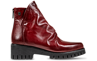 2ADD2081, LEATHER | RED
