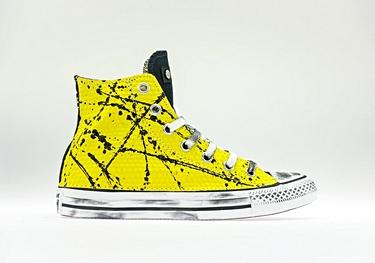 Brick-yellow hp-black