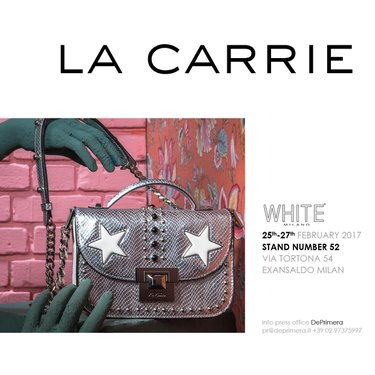 La Carrie Fall Winter 2017-18 @ White Milano