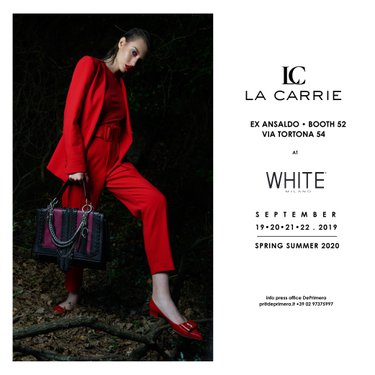 LACARRIE - WHITE SHOW MILANO